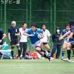 オープン戦 日本体育大学 上田卓也