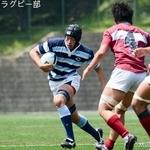 オープン戦 甲南大学 諏訪弘樹