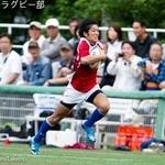オープン戦 対法政大学1年戦 中田智夫