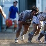 日本体育大学戦 坂井 博文