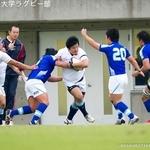 東海大学戦 薮田 士朋
