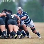 専修大学戦 長野 大輔