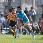 帝京大学1年生戦 高田 優成