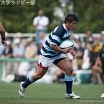 青山学院大学戦 坂井 博文