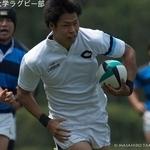 日本体育大学A戦 羽野 一志