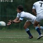 日本体育大学A戦 北田 雅也