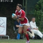 日本体育大学B戦 水上 琢磨