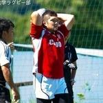 近畿大学B戦 滋田 長喜