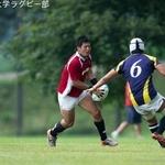 関西学院大学A戦 藤原 壮平