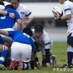 東海大学戦 徳永 吉彦