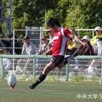 法政大学B戦 鈴木 健士郎