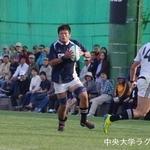 早稲田大学B戦 立石 和斗