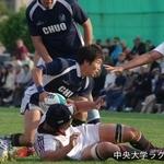 早稲田大学B戦 加藤 友彬