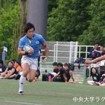 國學院大学B戦 鈴木 健士郎