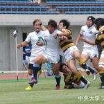 慶應義塾大学戦 津越 航大