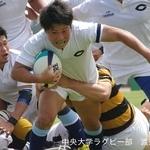 慶應義塾大学戦 渡辺 広人