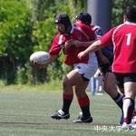 明治学院B戦 井村 兼人