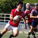 明治学院B戦 鈴木 健士郎