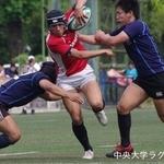 日本体育大学B戦 市川 功大