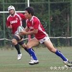 日本体育大学B戦 田井 直樹