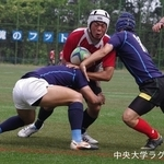 日本体育大学B戦 水嶌 拓也