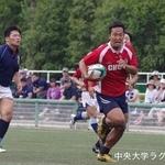日本体育大学B戦 大林 翔太郎