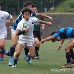 日本体育大学A戦 住吉 藍好