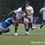 日本体育大学A戦 福田 貴大