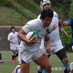 日本体育大学A戦 井坂 健人
