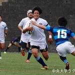 日本体育大学A戦 白石 凱人