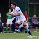 日本体育大学A戦 諏訪 弘樹
