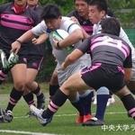 日本大学A戦 檜山 翔一