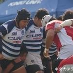 近畿大学A戦 岡崎健人