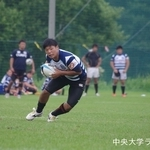大阪体育大学A戦 浜岸峻輝