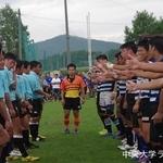 大阪体育大学A戦