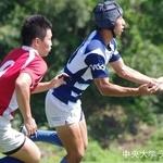 京都産業大学A戦 長谷川新波