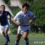 関東学院大学戦 山田 英士