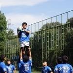 関東大学ラグビージュニア選手権 筑波大学戦 1年 三枝優介