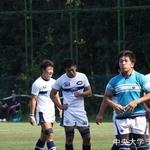関東大学ラグビージュニア選手権 筑波大学戦
