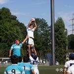 関東大学ラグビージュニア選手権 筑波大学戦 2年 鎌野健太