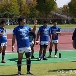 関東大学ラグビーリーグ戦 法政大学戦 北村彦樹