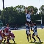 関東大学ラグビーリーグ戦 法政大学戦