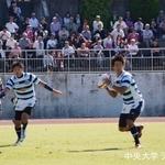 関東大学ラグビーリーグ戦 法政大学戦 木上鴻佑