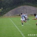 関東大学ラグビーリーグ戦 日本大学戦