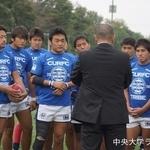 ジュニア選手権 大東文化大学戦