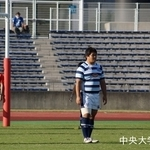 リーグ戦 山梨学院大学戦 岡崎健人