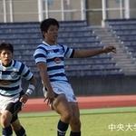 リーグ戦 山梨学院大学戦 鈴木健士郎
