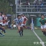 ジュニア選手権 法政大学戦 山口泰弘