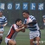 ジュニア選手権 法政大学戦 松井完至