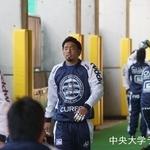 リーグ戦 流通経済大学戦 松井完至